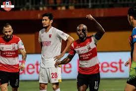 Hasil Liga 1: Secara Mengejutkan Madura United Terjungkal 0 - 2 Oleh Persipura
